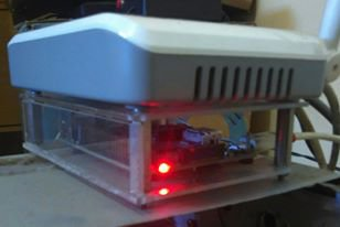 My Raspberry Pi under A Wireless Access Point